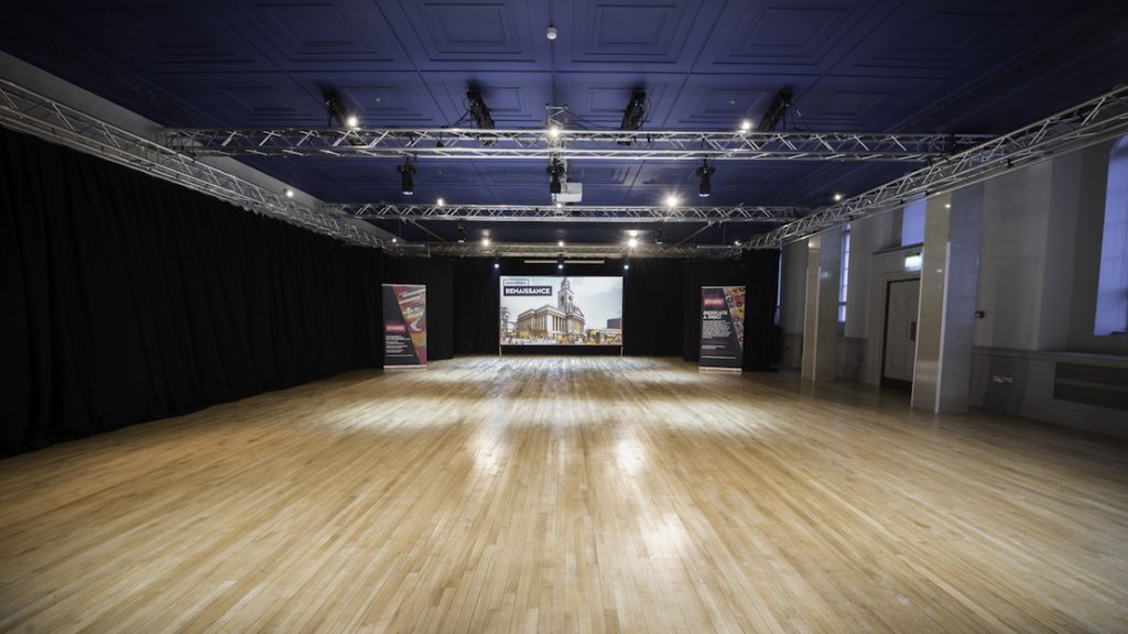 Guildhall Studio | Portsmouth Guildhall