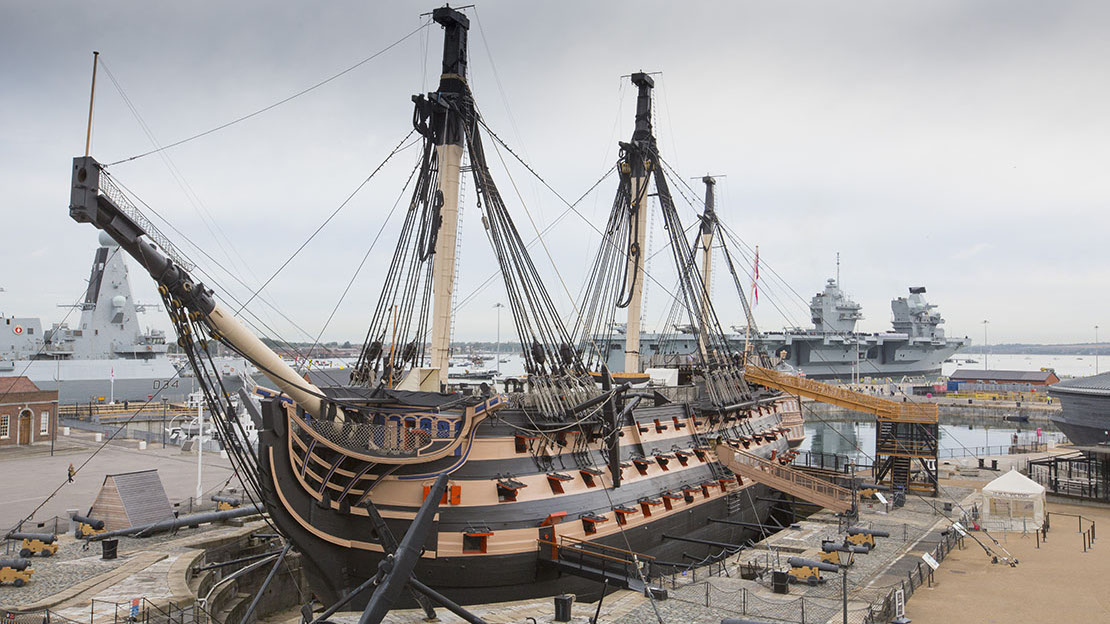 HMS Victory © National Museum of the Royal Navy