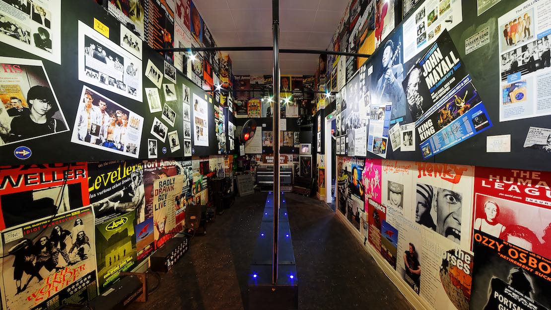 The Portsmouth Music Experience Exhibition