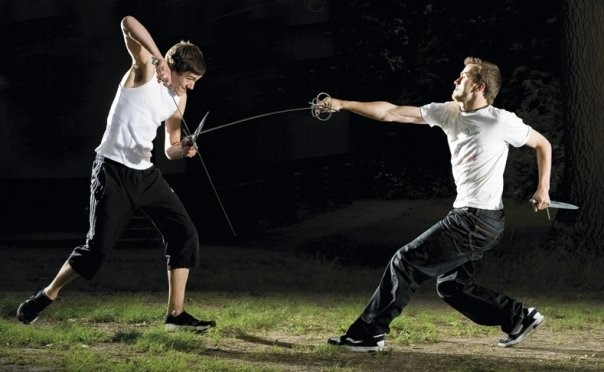 An Introduction to Stage Combat