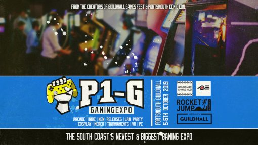 The South's Newest and Biggest Gaming Expo, Player 1-Guildhall, Announced