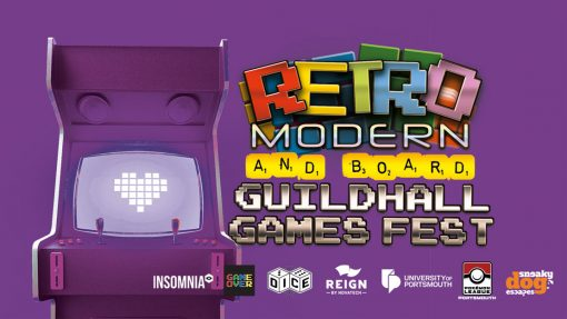 Guildhall Games Fest has a Major New Partner!