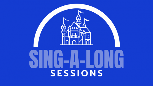 Sing-A-Long Sessions Wednesday 5th August