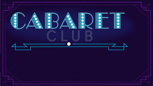 Cabaret Club comes to Portsmouth Guildhall!